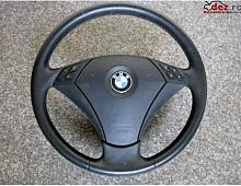 Imagine Airbag si volan piele cu comenzi bmw e60 2004 2007volan Piese Auto