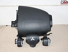 Imagine Vand Kit Airbag-uri Mitsubishi Colt Facelift 2008 - 2012 Piese Auto