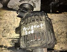 Imagine Alternator Peugeot 206 2001 Piese Auto