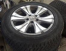 Imagine Vand anvelope Bridgestone de iarna - 225 / 60 / R17 Anvelope SH