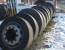 Imagine Vand anvelope Michelin de vara - 275 / 70 / R22.5 Anvelope SH