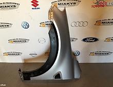 Imagine Aripa fata Chevrolet Captiva 2007 Piese Auto