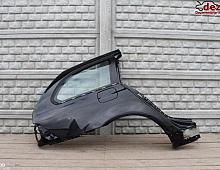 Imagine Aripa spate BMW Seria 5 2009 Piese Auto