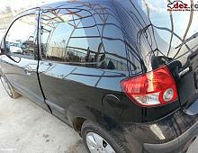 Imagine Aripa Spate Hyundai Getz An Fabricatie 2003 Motorizare Piese Auto