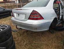 Imagine Aripa spate Mercedes C 220 2005 Piese Auto