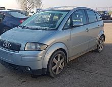 Imagine Audi A2 Din 2002 Motor 1 4 Benzina Tip Aua Piese Auto