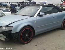 Imagine Dezmembrez Audi A4 Cabrio Din 2004 2 4 Benzina Tip Bdv Piese Auto