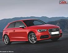 Imagine Fata Auto Completa Audi S3 Piese Auto