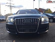 Imagine Fata Auto Completa Audi S8 2006-2010 Piese Auto