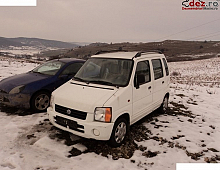 Imagine Vand Suzuki Wagon R+ pentru dezmembrat Masini avariate