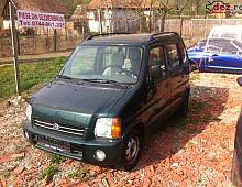 Imagine Vand masina Suzuki Wagon R+ lovita spate Masini avariate