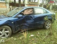 Imagine Mazda 6 2003 avariata motor 2 0 benzina Masini avariate