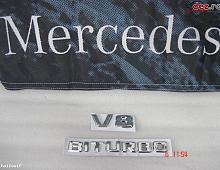 Imagine Bandouri / ornamente Mercedes V-Class V8 2012 Piese Auto