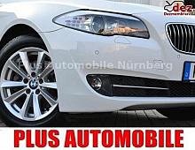 Imagine Bara protectie fata BMW Seria 5 F10 2011 Piese Auto