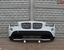 Imagine Bara protectie fata BMW X1 e84 2012 Piese Auto