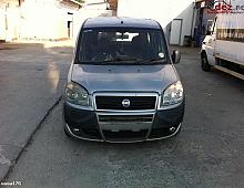 Imagine Bara protectie fata Fiat Doblo 2007 Piese Auto
