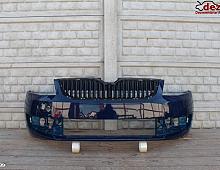 Imagine Bara protectie fata Skoda Octavia 2015 Piese Auto