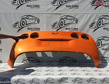 Imagine Bara protectie spate Chevrolet Corvette 2009 Piese Auto