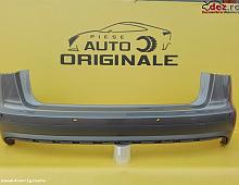 Imagine Bara spate Audi A6 Allroad 2015 Piese Auto