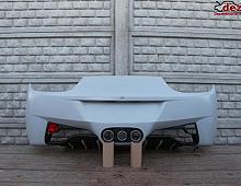 Imagine Bara spate Ferrari 458 2014 Piese Auto