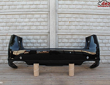 Imagine Bara spate Porsche Cayenne 2012 Piese Auto