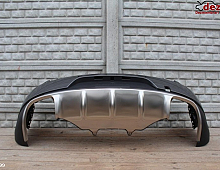 Imagine Bara spate Porsche Macan 2014 Piese Auto
