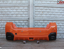 Imagine Bara spate Subaru XV 2013 Piese Auto