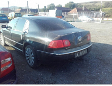Bara spate Volkswagen Phaeton