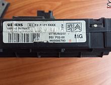Imagine Bloc sigurante / relee Citroen C2 2005 cod 8650585780 Piese Auto