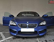 Imagine Fata Auto Completa BMW M6 2016- Piese Auto