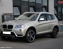 Imagine Fata Completa BMW X3 2003-2010 Piese Auto