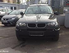 Imagine Fata Auto Completa BMW X3 2003-2010 Piese Auto