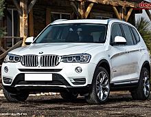 Imagine Fata Completa BMW X3 2010-2014 Piese Auto