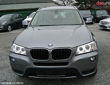 Imagine Fata Auto Completa BMW X3 2010-2014 Piese Auto