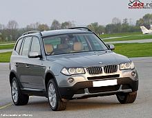 Imagine Fata Completa BMW X3 2015- Piese Auto