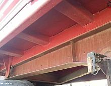 Imagine Dezmembrez semiremorca cu axe bpw de 12 Piese Camioane