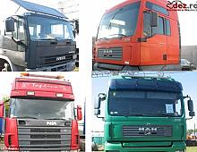 Imagine Cabine diferite tipuri si modele Piese Camioane