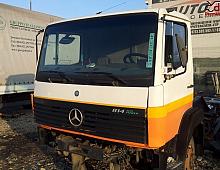 Imagine Dezmemebrez Mercedes 814 Ecopower Piese Camioane