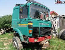 Imagine Vand cabina dubla pentru camion Raba Piese Camioane