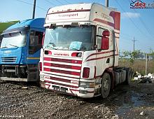 Imagine Cabina SCANIA 460 an 2001 Piese Camioane