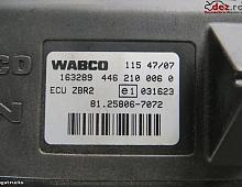 Imagine Vindem Calculator ECU ZBR 2 MAN 81.25806 Piese Camioane