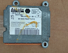 Imagine Calculator airbag Peugeot 206 sw 2003 cod 9652275680 Piese Auto