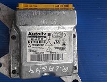 Imagine Calculator airbag Renault Laguna 2004 cod 8200412021 Piese Auto