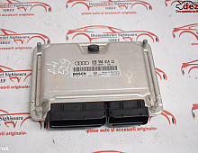 Imagine Calculator motor Audi A4 B6 2003 Piese Auto