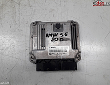Imagine Calculator motor BMW Seria 5 2013 cod 0281019872 , 8574380 Piese Auto