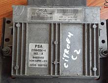 Imagine Calculator motor Citroen C2 2003 cod 84820v02 Piese Auto
