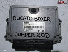 Imagine Calculator motor Fiat Ducato 2003 cod 0281010346 , Piese Auto