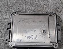 Imagine Calculator motor Peugeot 206 2005 cod 0281012528 , Piese Auto