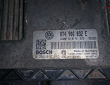 Calculator motor Volkswagen Crafter