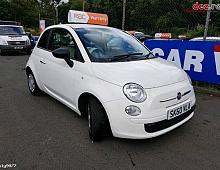 Imagine Capota fata Fiat 500 2010 Piese Auto